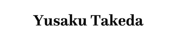 Yusaku Takeda